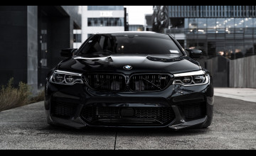 BMW M5 HD Wallpapers
