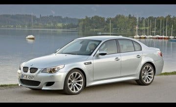 BMW M5 Wallpaper Widescreen