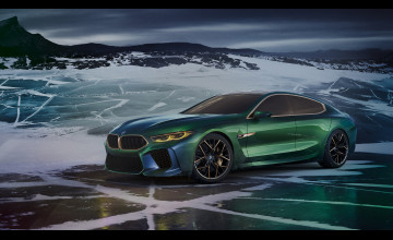 BMW M8 Wallpapers