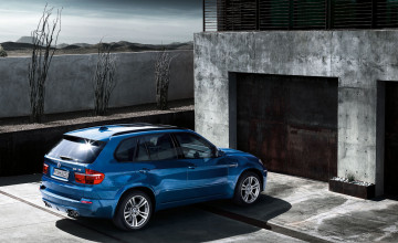 BMW X5 M Wallpaper