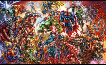 Book Comic Marvel Wallpaper
