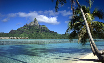 Bora Bora Wallpaper 1280x1024