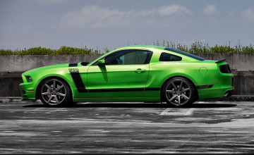 Boss 302 Wallpaper