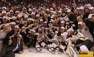 Boston Bruins Wallpaper Stanley Cup