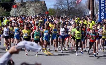 Boston Marathon Wallpaper