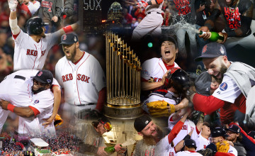 Boston Red Sox 2018 Wallpapers