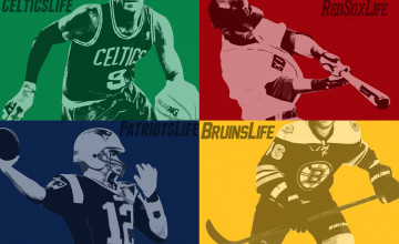 Boston Teams Wallpaper