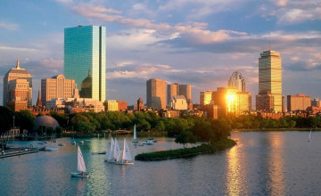 Boston Wallpaper Desktop