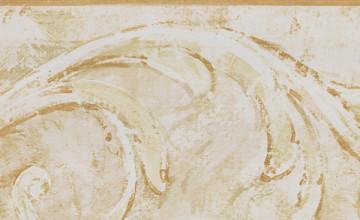 Brewster Wallpaper Border Scroll