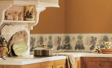Brewster Wallpaper Borders Kitchen