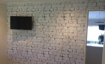 Brick Wallpaper That Feels Like Real Brick