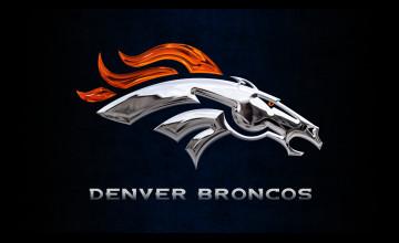 Broncos Logo Wallpaper
