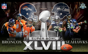 Broncos Super Bowl Wallpaper