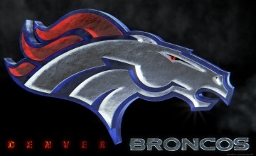 Broncos Wallpaper 1920 x 1200