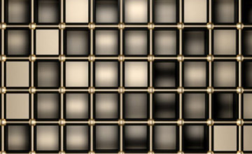 Bronze Wallpaper Squares