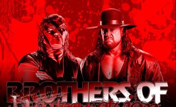 Brothers of Destruction Wallpaper