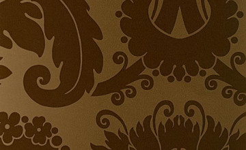 Brown and Gold Wallpaper