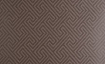 Brown Geometric Wallpaper