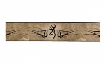 Browning Buckmark Wallpaper Border