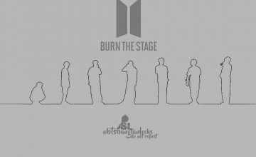BTS: Burn The Stage Wallpapers