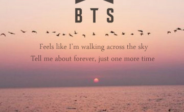 bts quotes wallpapers