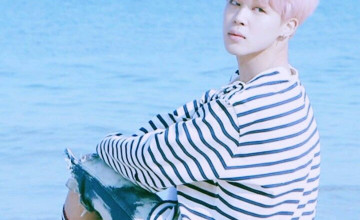 BTS Spring Day Jimin Wallpapers