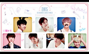 BTS Wallpaper 2015