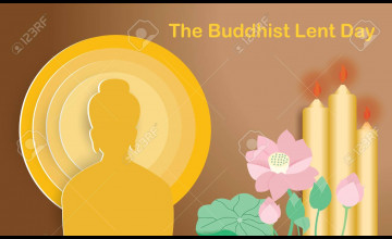 Buddhist Lent Day Wallpapers