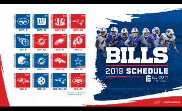 Buffalo Bills 2019 Wallpapers