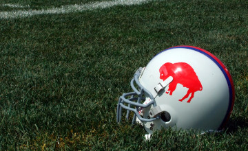 Buffalo Bills Helmet Wallpaper