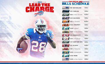 Buffalo Bills Schedule Wallpaper