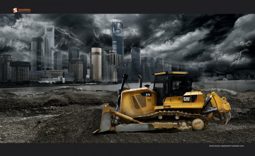 Bulldozer Backgrounds