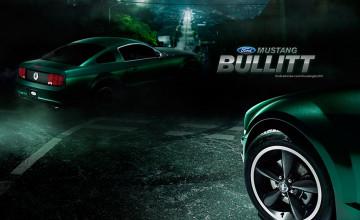 Bullitt Mustang Wallpaper