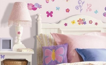 Butterfly Wallpaper for Girls Room