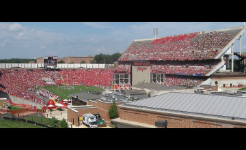 Byrd Stadium Wallpaper