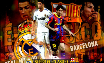 C Ronaldo 2015 Wallpaper Vs Messi