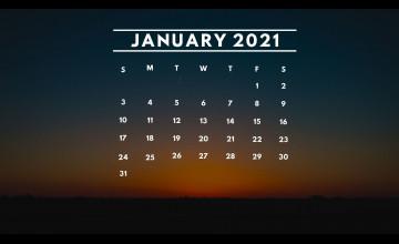 Calendar 2021 Wallpapers