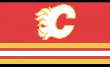 Calgary Flames Desktop Wallpaper