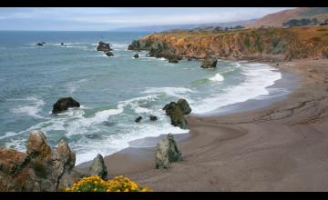 California Beaches Wallpaper