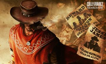 Call of Juarez Gunslinger Wallpaper