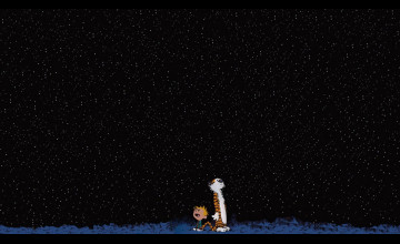 Calvin and Hobbes Wallpaper Collection