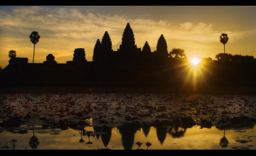 Cambodia Wallpaper HD