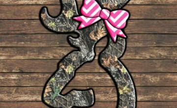Camo Browning Wallpaper