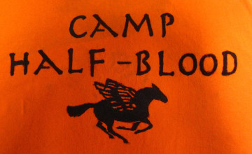 Camp Half Blood Wallpaper
