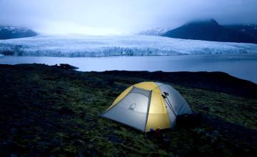 Camping Wallpaper