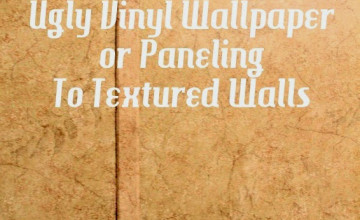 Can You Drywall Over Wallpaper
