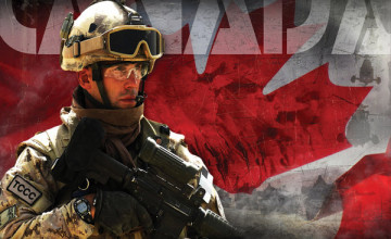 Canadian Armed Forces Wallpaper