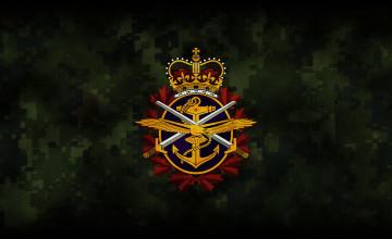 Canadian Military Wallpaper
