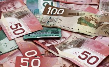 Canadian Money Wallpaper