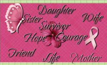 Cancer Awareness Wallpaper